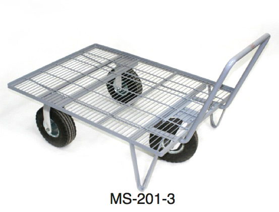 Garden centre carts with wheel MS-201-3