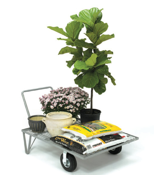 Garden centre carts with wheel MS-201