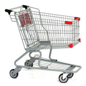 Grocery Carts or Baskets 004