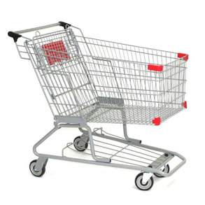 Grocery Carts or Baskets 118